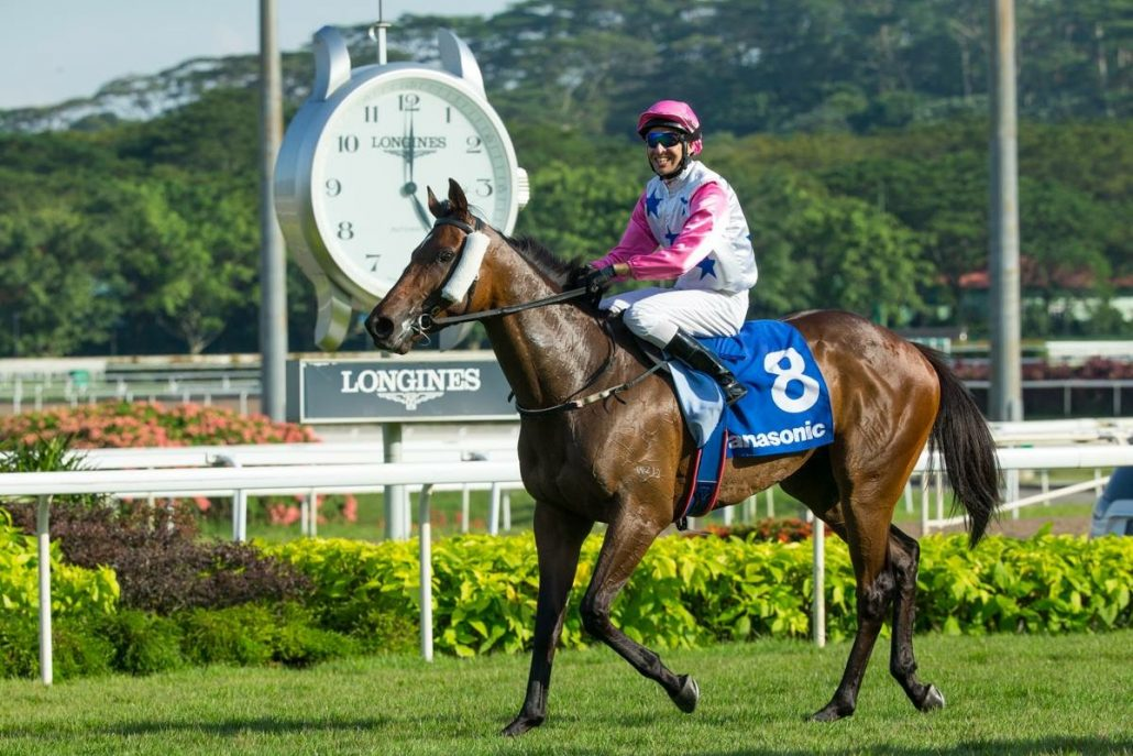 Debt Collector heads 27 entries in Dester Singapore Gold Cup